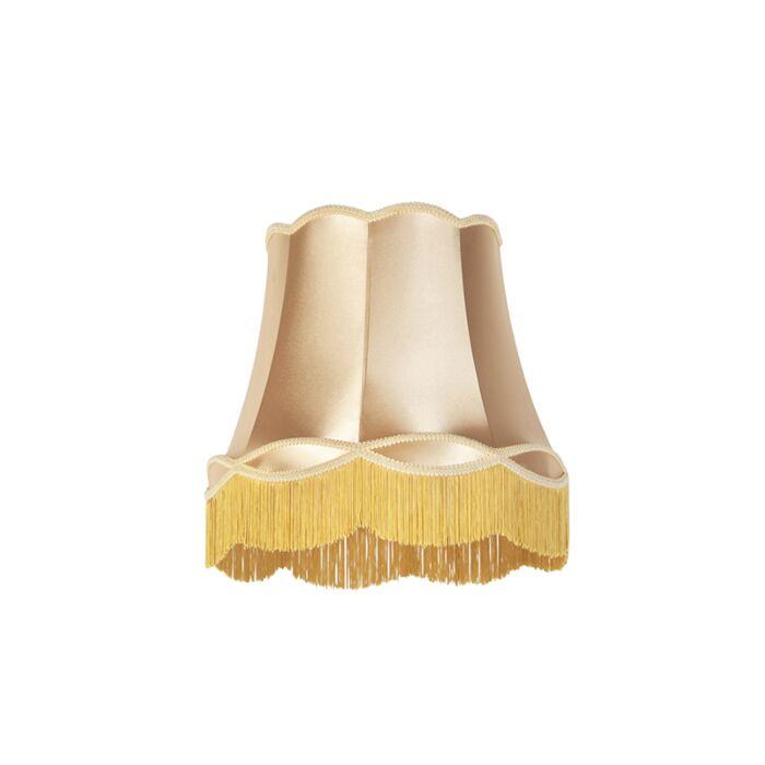 Seidenlampenschirm-Gold-45-cm---Granny