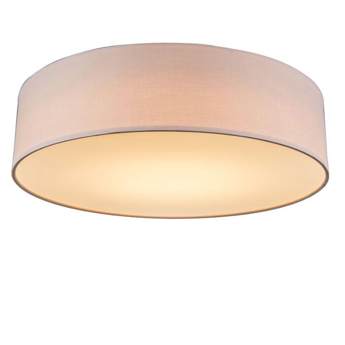 Rosa-Deckenleuchte-40-cm-inkl.-LED---Drum