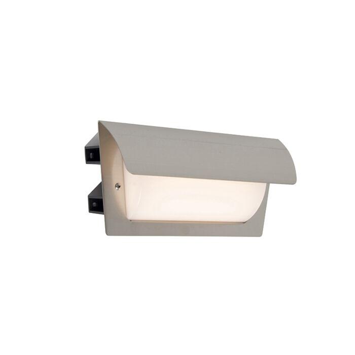 Design-Außenwandleuchte-Stahl-inkl.-LED-IP44---Bink-2