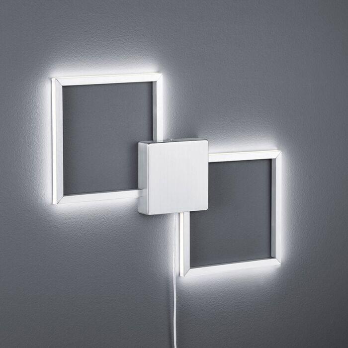 Moderne-Wandleuchte-Stahl-inkl.-LED---Carpo