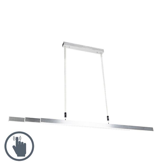 Moderne-Hängelampe-Aluminium-inkl.-LED---Plazas-3