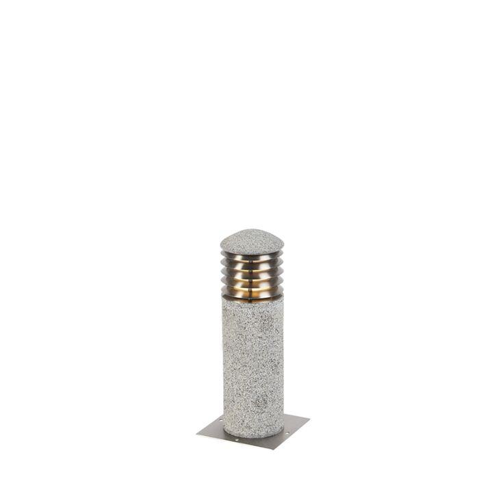 Moderne-Stehleuchte-Granit-40-cm---Happy