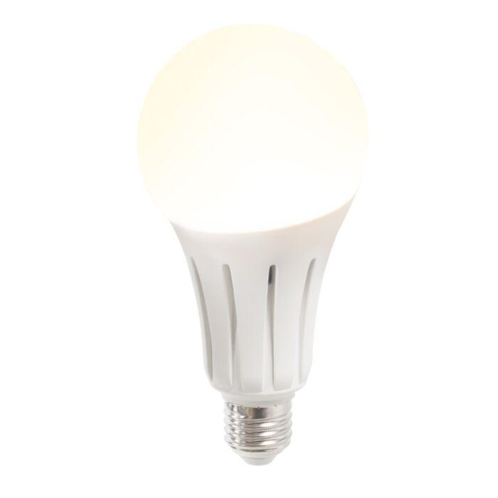 LED-Leuchtmittel-B60-15W-E27-warmweiß