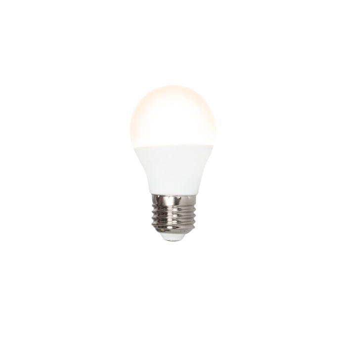 LED-Leuchtmittel-G45-E27-5W-/-400Lumen-3000K
