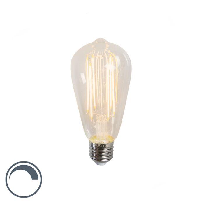 Lange-rustikale-LED-Fadenlampe-ST64-E27-240V-4W-350LM-2300K