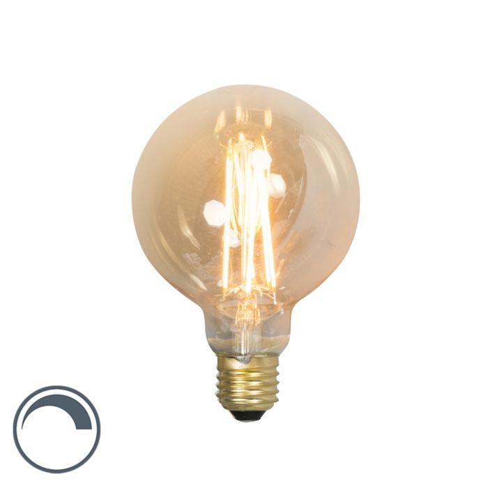 LED-Langfadenlampe-E27-240V-4W-320lm-dimmbar