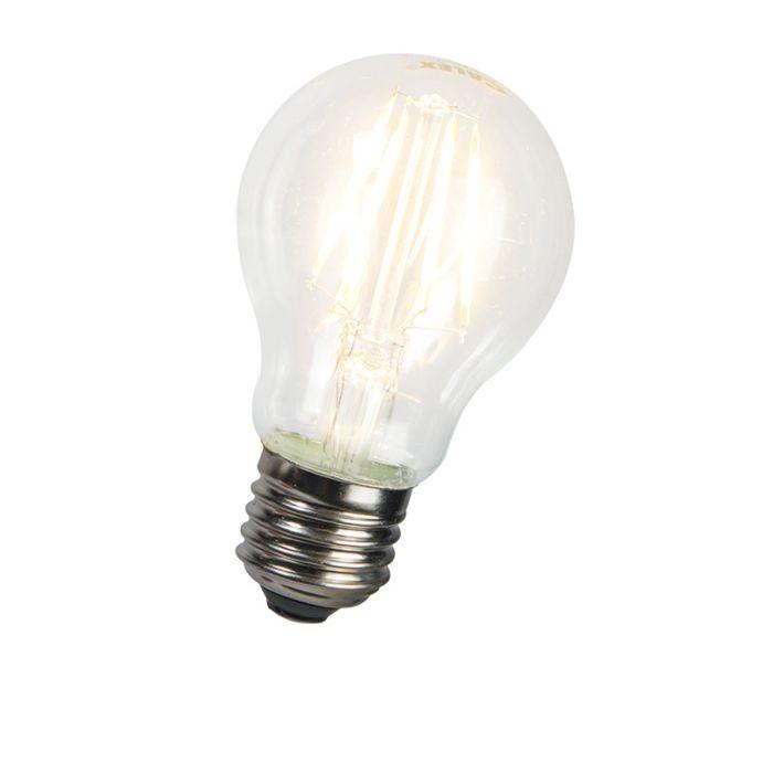 LED-Glühlampe-E27-4W-400lm