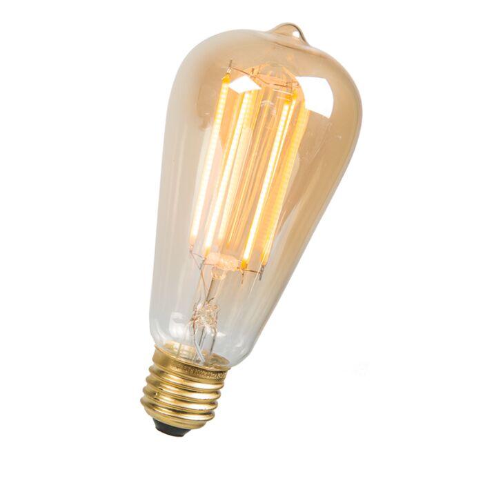 LED-Glühlampe-lang-rustikal-ST64-Thorn-E27-2.7W-170LM-2000K
