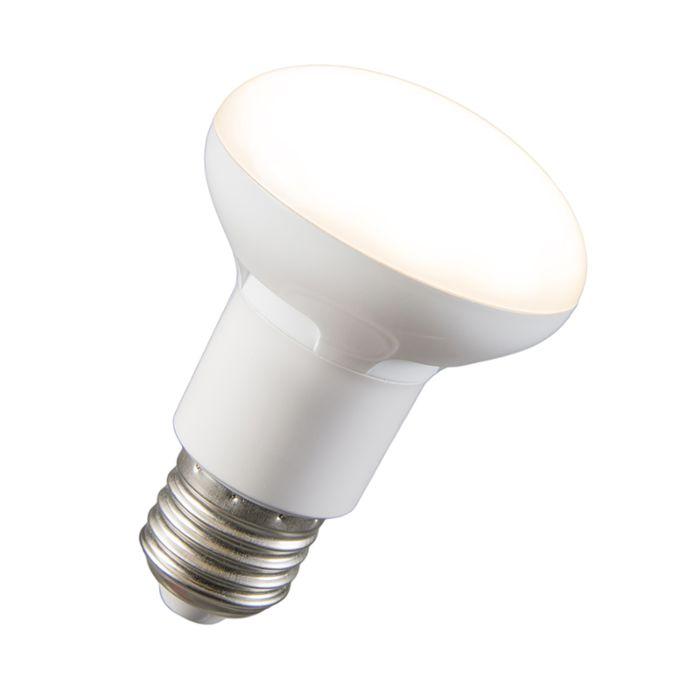 LED-Reflektorlampe-R63-E27-240V-8W-2700K-dimmbar