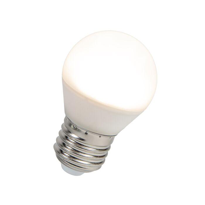 LED-Lampe-G45-E27-5W-396LM-warmweiß