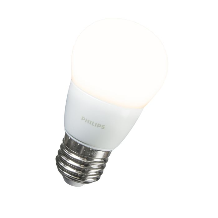 Philips-LED-Kugellampe-E27-2.7W-=-25W-2700K