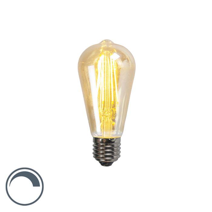 E27-dimmbare-LED-Fadenlampe-ST64-5W-450-Lumen-2200K
