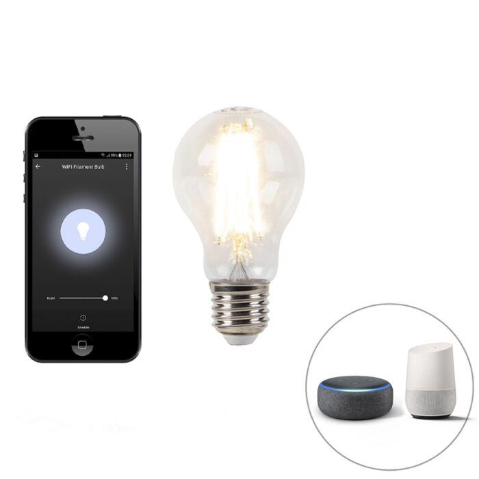 E27-dimmbare-LED-Wifi-Smart-mit-ca.-7W-800lm-2700K