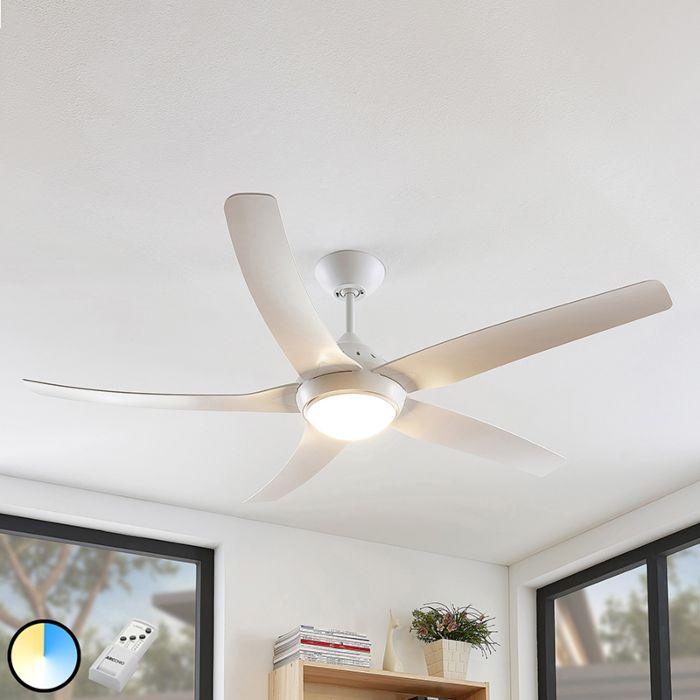 Deckenventilator-weiß-inkl.-LED-und-Fernbedienung---Dora