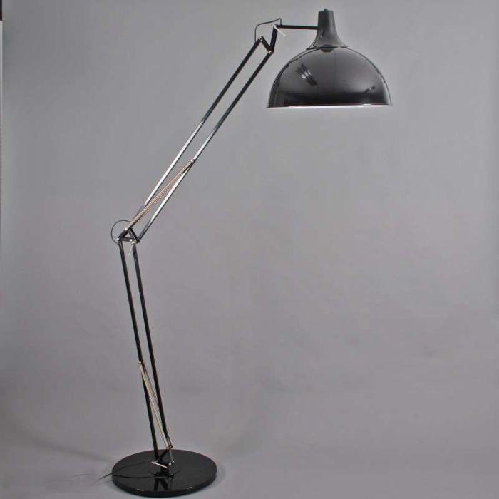 Bogenlampe-Hobby-XXL-schwarz