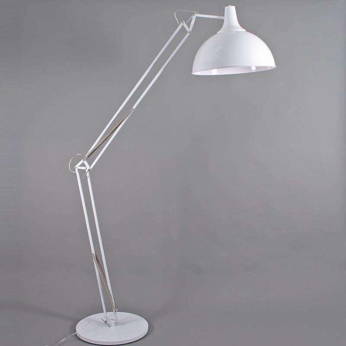 Bogenlampe-Hobby-XXL-weiß