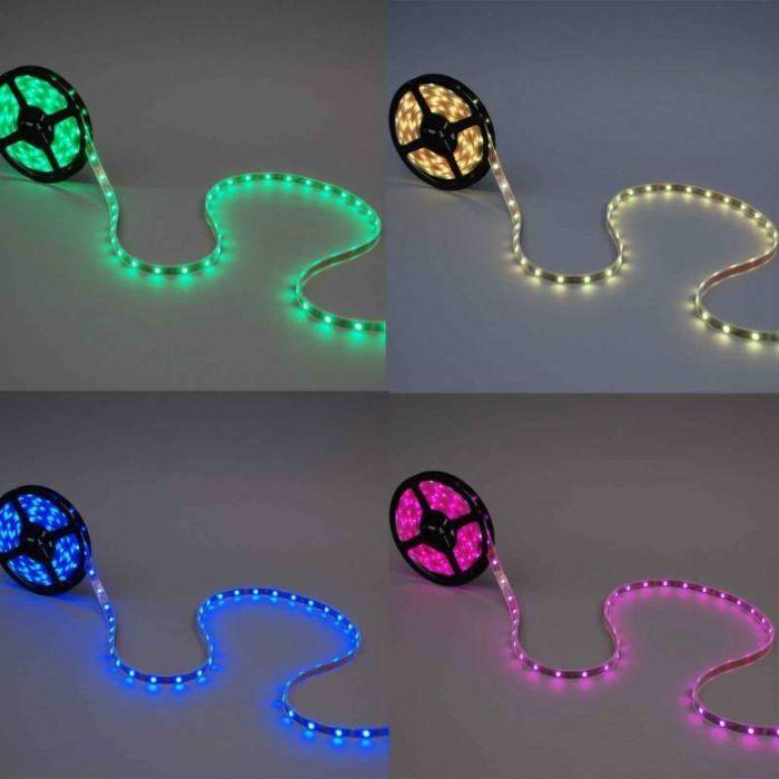 LED-Flexstreifen-RGB-5-Meter