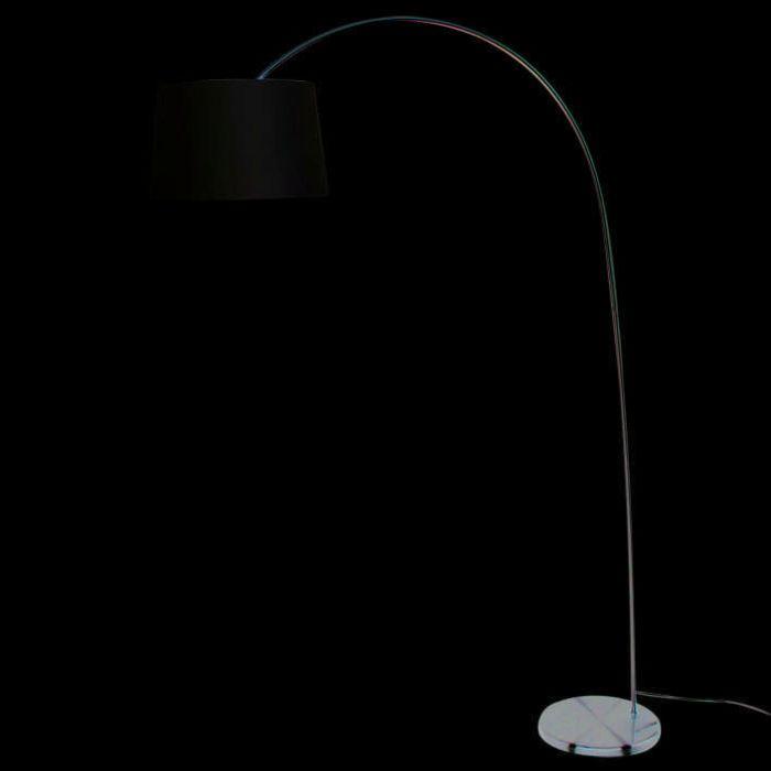 Bogenlampe-Easy-Stahlschirm-cremeweiß