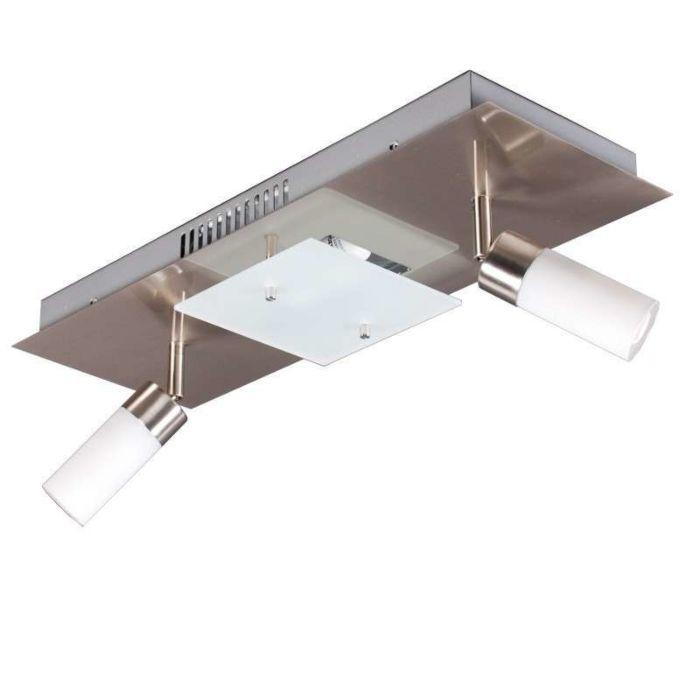 Deckenleuchte-Capri-3-Stahl