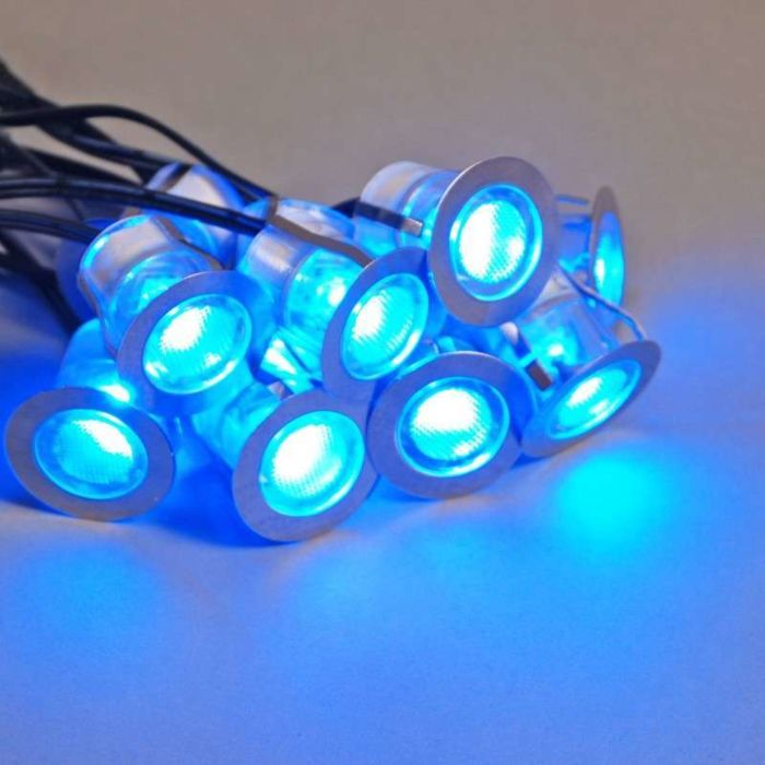 Komo-LED-Einbausatz-von-10-Stück-IP65-blau