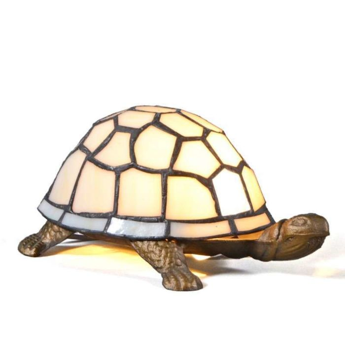 Tiffany-Tischlampe-Turtle