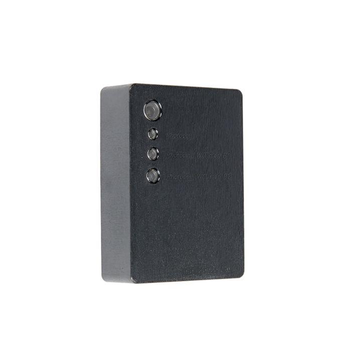 Dämmerungsschalter-Aufputz-schwarz