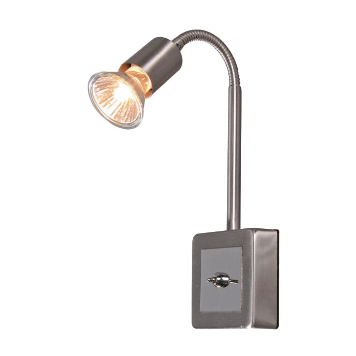 Plug-Spot-Plug-Flex-Stahl