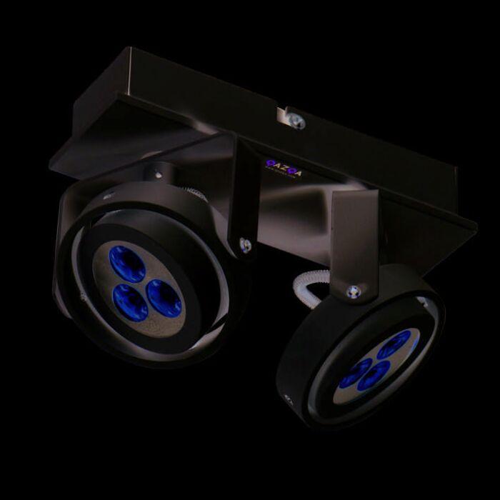 Spot-Keoni-2-LED-weiß