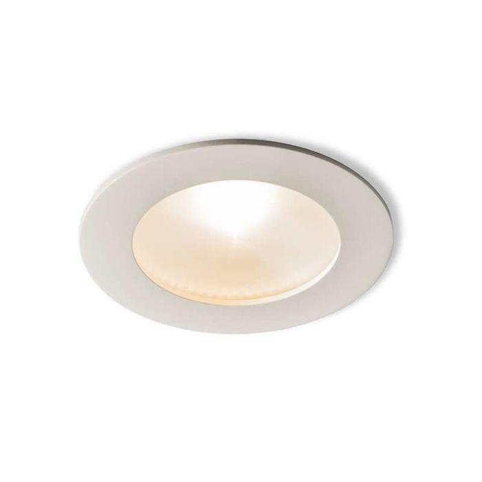 Moderner-Einbaustrahler-weiß-inkl.-LED---Invaser-6W