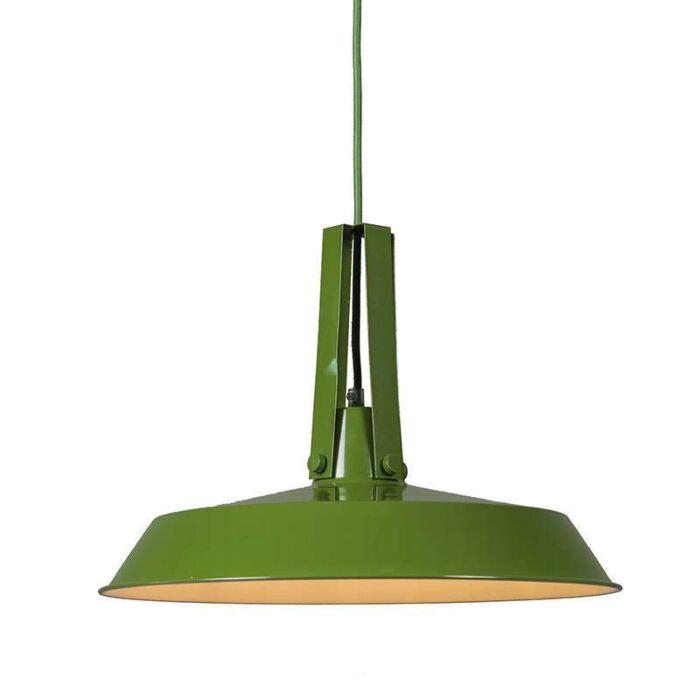 Living-Lampe-40cm-grün