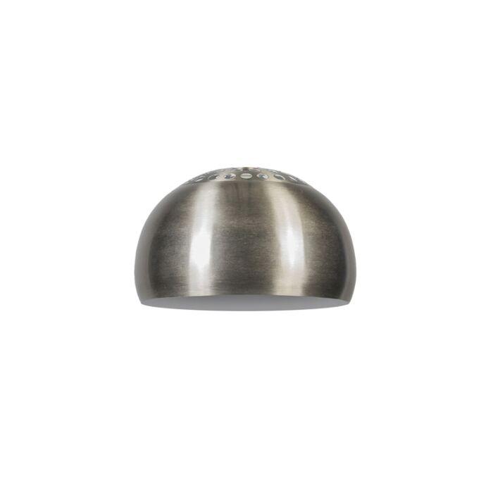 Lampenschirm-33/20-Stahl---Globe