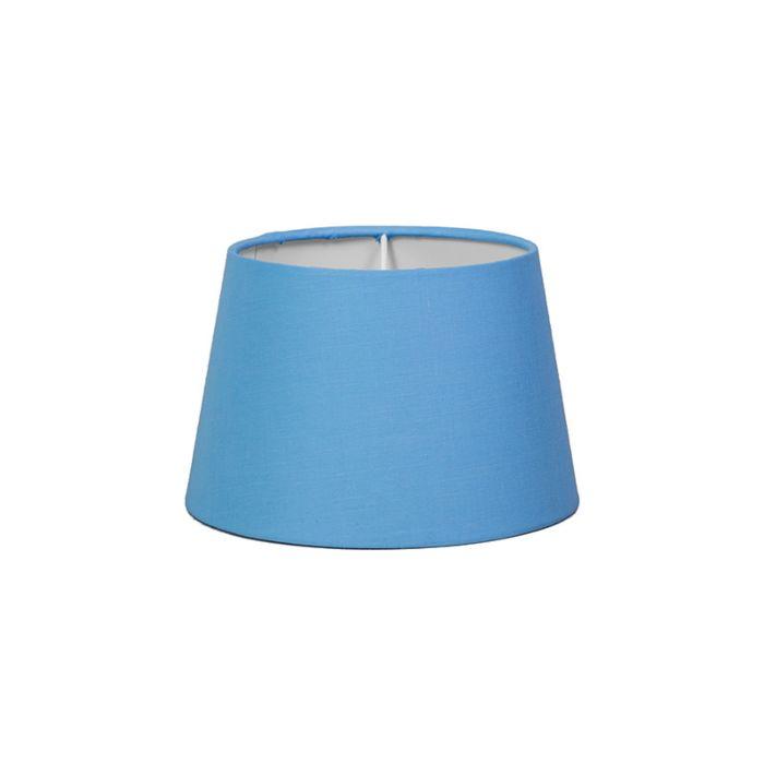 Kappe-18-cm-um-SD-E27-hellblau