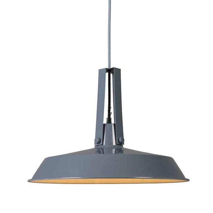 Living-Lampe-40cm-grau