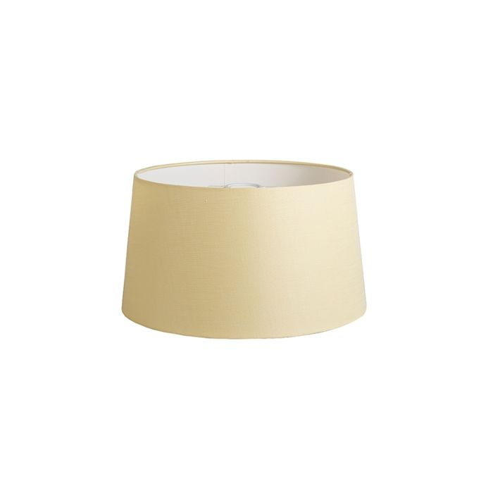 Lampenschirm-40cm-rund-DS-E27-Leinen-creme
