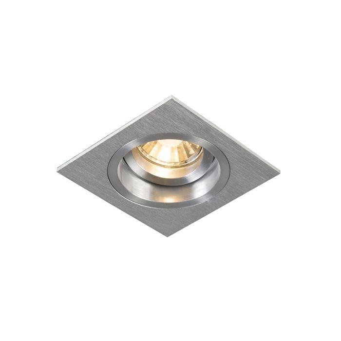 Einbauspot-Vierkant-Aluminium-dreh--und-neigbar---Chuck