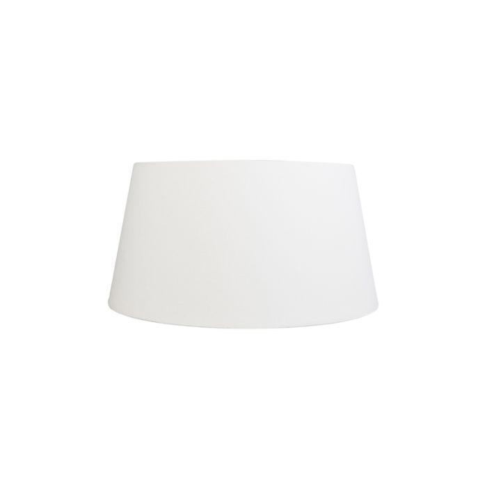 Leinen-Lampenschirm-Creme-50/40/26