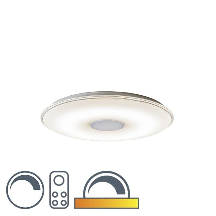 Moderne-runde-Deckenleuchte-LED-mit-Fernbedienung---Seoul