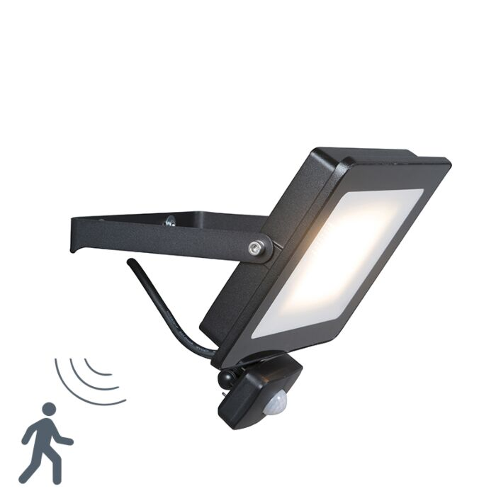 LED-Emitter-schwarz-inkl.-LED-30W-mit-Bewegungsmelder---Radius-1
