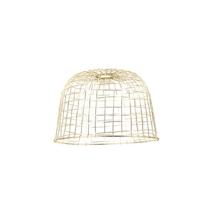 Schirm-Basket-40-gold