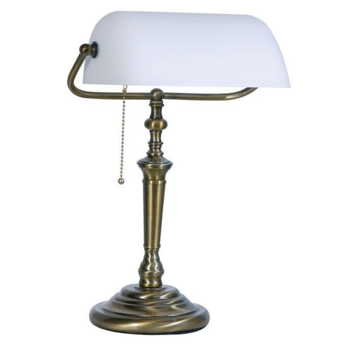 Tischleuchte-Ancilla-1-bronze-mit-weiß