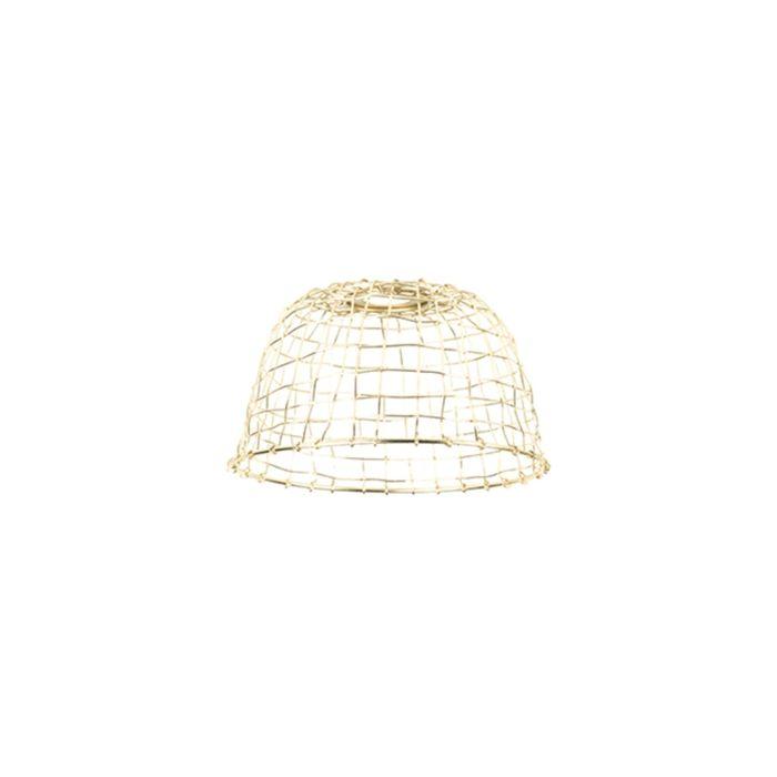 Schirm-Basket-24-gold