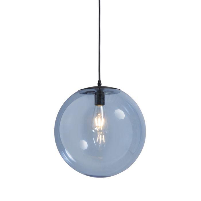 Hängelampe-Pallon-35-blau