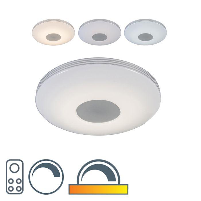 Moderne-Deckenleuchte-inkl.-LED-mit-Fernbedienung---Trezetto