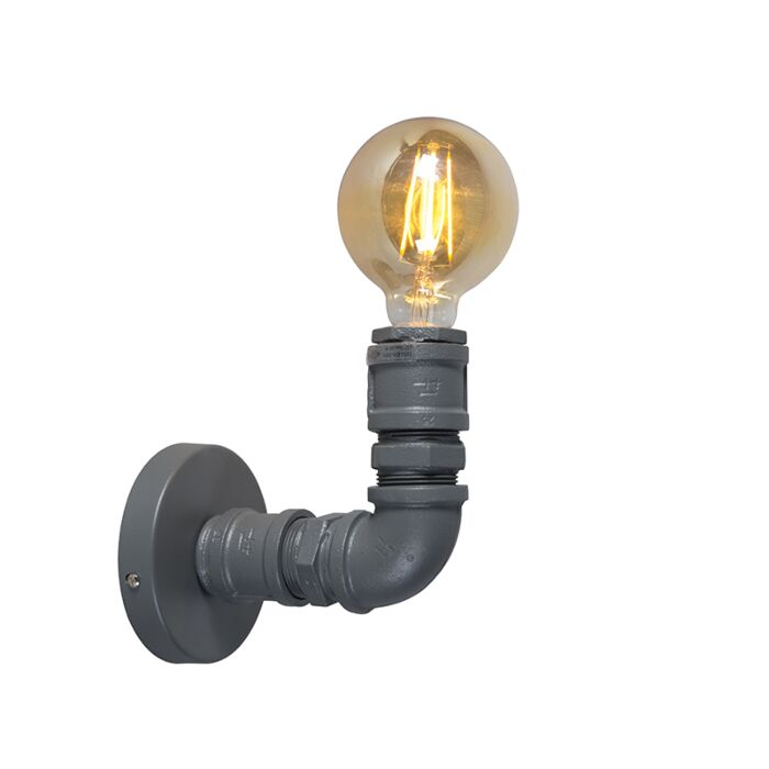 Wandleuchte-Klempner-1-dunkelgrau