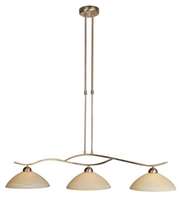 Pendelleuchte-Corsaire-3-bronze-mit-creme