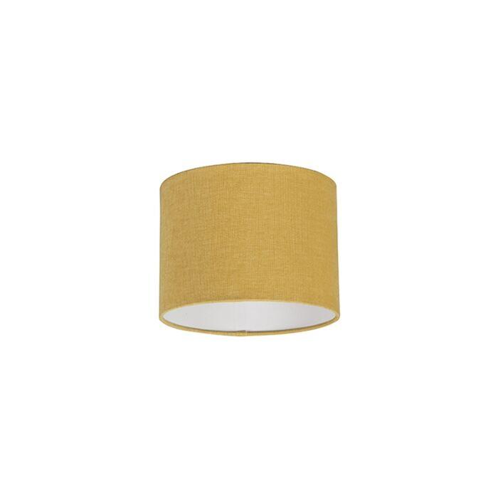 Stoff-Lampenschirm-Mais-20/20/15-Zylinder