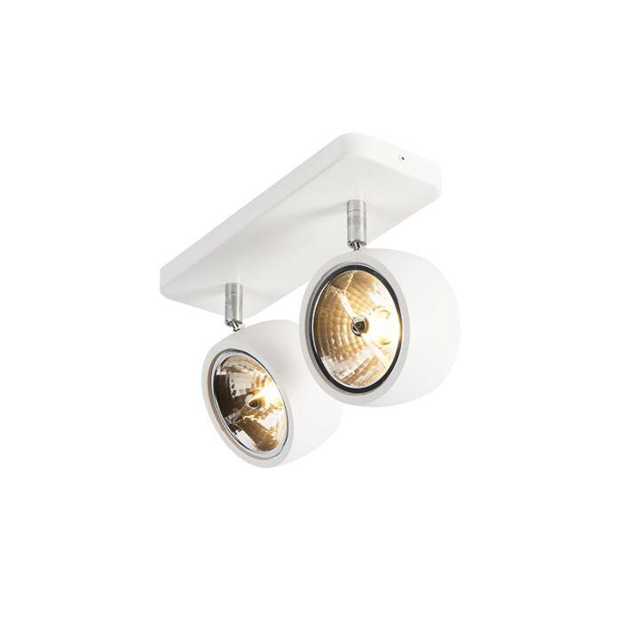 Moderner-Spot-weiß-verstellbar---Go-Nine-2