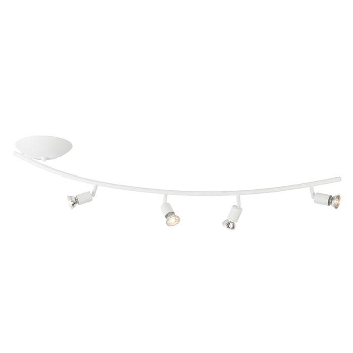 Moderner-Deckenstrahler-weiß-gebogen---Jeany-4