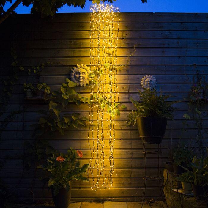 Weihnachtsbeleuchtung-Trauerweide-LED-warmweiß-2-Meter