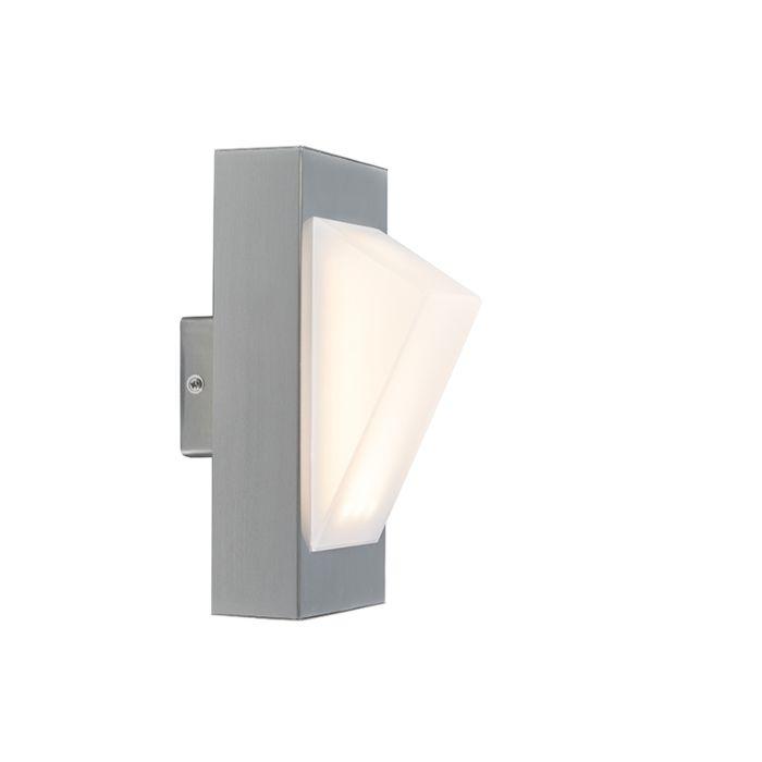 Moderne-Außenwandleuchte-inkl.-LED---Tori